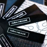 Marino, Ivan Meade Fabric, Grabado, Textura, Vista Hermosa, Seda, Eme, Terciopelo