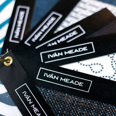 ivan meade fabric samples