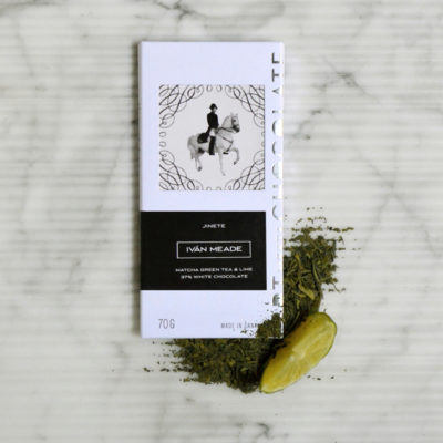 Jinete - Matcha Green Tea & Lime